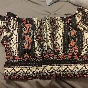 NWOT Belly shirt